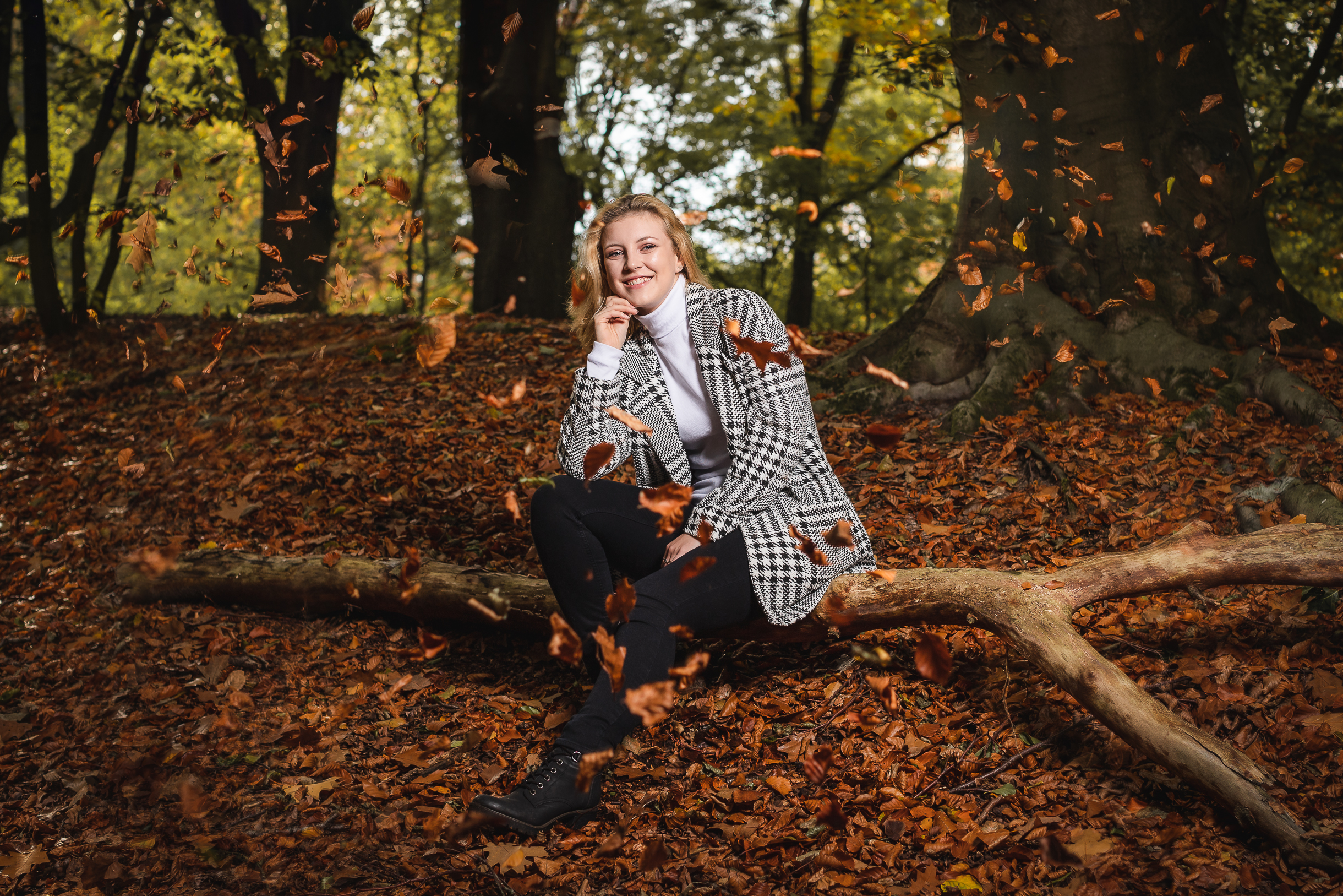 Herbst Shooting mit Aliena